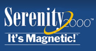 Serenity 2000, industry leader in the development and manufacture of highly effective magnetic therapy products. We offer you the most comprehensive magnetic product line, with over 100 products guaranteed to give you results or your money back.