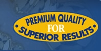 Premium quality for superior result.